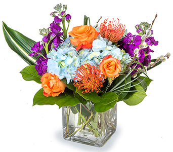 Color Me in Love in Fort Worth TX, TCU Florist