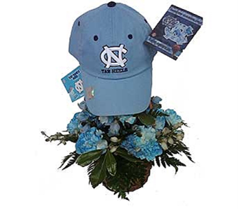 Tar Heel Madness in Cary NC, Cary Florist