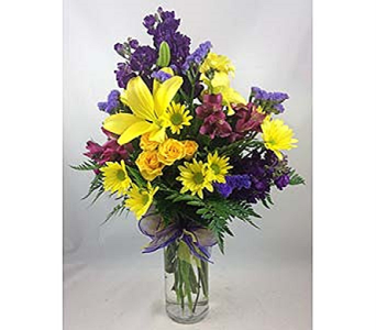 Purple Pirate in Cary NC, Cary Florist