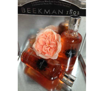 Beekman 1802 Body Wash in Wynne AR, Backstreet Florist & Gifts