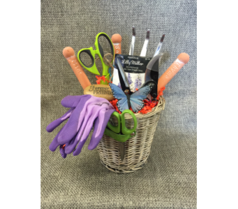 Garden Gift Basket in Boise ID, Boise At Its Best