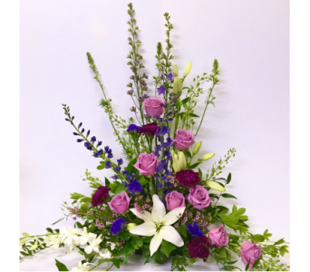 Soft Expressions Styled Arrangement in Wyoming MI, Wyoming Stuyvesant Floral