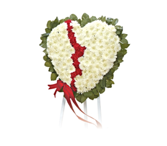 Broken Heart in Herndon VA, Herndon Florist, Inc