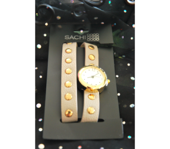 Tan Studded Watch in Manhattan KS, Westloop Floral