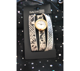 Stylish Snakeskin Watch in Manhattan KS, Westloop Floral