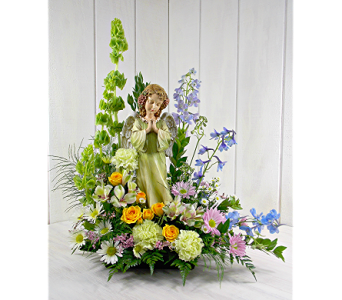 Angel of Faith in Indianapolis IN, Steve's Flowers and Gifts