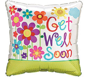 Get Well Soon in Jacksonville FL, Hagan Florist & Gifts