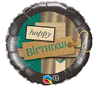 Happy Birthday-Tag in Jacksonville FL, Hagan Florist & Gifts