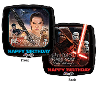 Happy Birthday-Star Wars in Jacksonville FL, Hagan Florists & Gifts