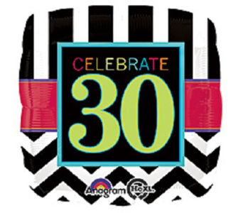 Celebrate 30 in Jacksonville FL, Hagan Florist & Gifts