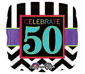 Celebrate 50 in Jacksonville FL, Hagan Florist & Gifts