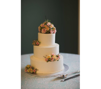 Cake Flowers in Nashville TN, The Bellevue Florist