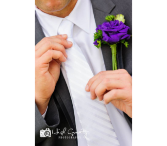 Boutonniere in Nashville TN, The Bellevue Florist