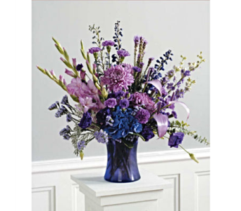 Lavender Blues Bouquet in Columbia TN, Douglas White Florists