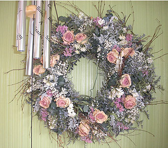 Dried Wreath in Somerset PA, Somerset Floral