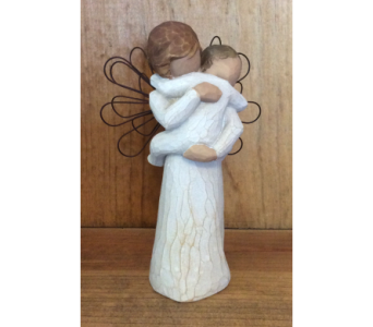 Angel's Embrace Willow Tree  in Oakland City IN, Sue's Flowers & Gifts