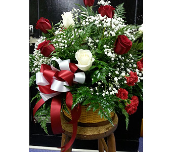 Funeral Flowers in Statesville NC, Brookdale Florist, LLC