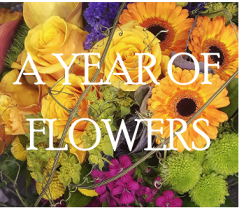 A Year Of Flowers in Merrick NY, Feldis Florists