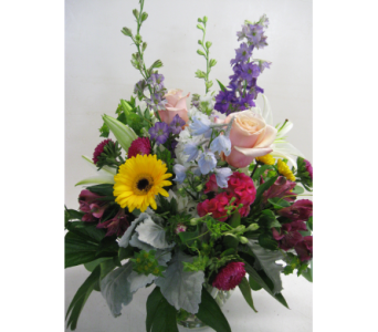 Summer flowers delivery blue bell pa country flower shoppe summer mix in blue bell pa country flower shoppe mightylinksfo