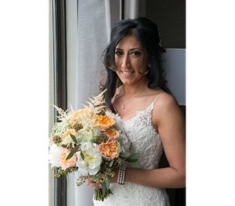 Denyse Bridal Bouquet in Yardley PA, Marrazzo's Manor Lane