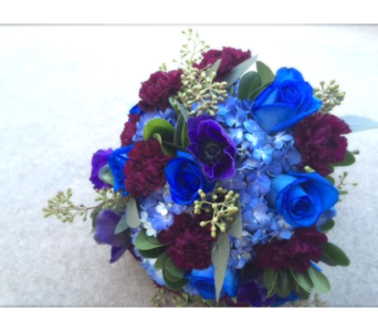Bright and Blue  in Lakewood CO, Petals Floral & Gifts