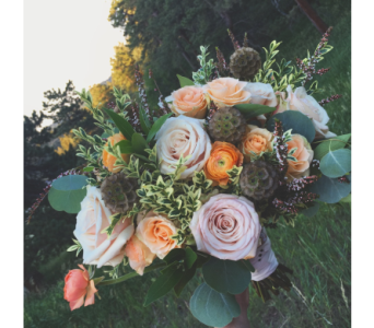 Rustic Hues  in Lakewood CO, Petals Floral & Gifts