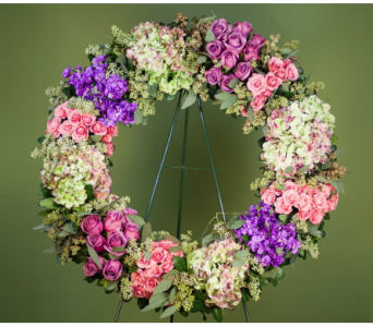 Forever Wreath  in Merrick NY, Feldis Florists
