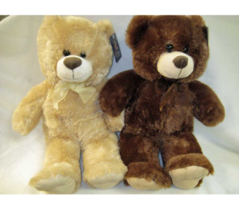 Large Brown or Beige Teddy Bear in Lake Charles LA, A Daisy A Day Flowers & Gifts, Inc.