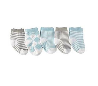 Baby Boy Sock Set in Oklahoma City OK, Trochta's