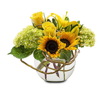 Yeagertown Yellow in Lewistown PA, Deihls' Flowers, Inc