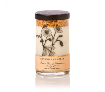 Botanist Candle - Prince Orange in Lakewood CO, Petals Floral & Gifts