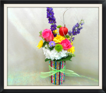 Teacher's Pet Bouquet in Tyler TX, The Flower Box