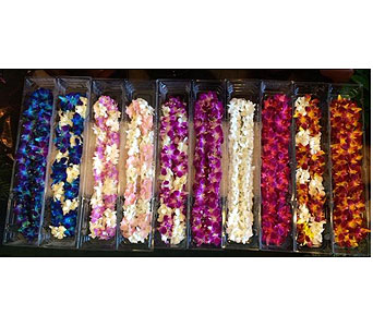 Assorted Leis in Sunnyvale CA, Flowers By Sophia