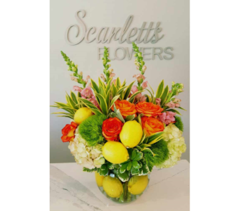 Citrus Flare in Bradenton FL, Ms. Scarlett's Flowers & Gifts
