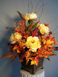 Autumn Silk in Huntington WV, Archer's Flowers and Gallery
