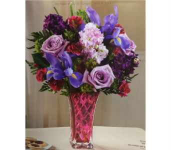 SPRING GARDEN BOUQUET in Arlington VA, Twin Towers Florist