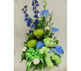 We Are 12! Bouquet in Renton WA, Cugini Florists