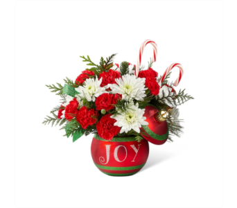 The FTD� Season's Greetings� Bouquet in Des Moines IA, Doherty's Flowers