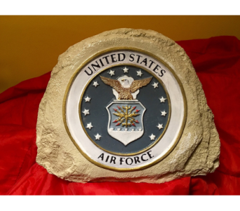 Air Force Stone in Port Huron MI, Ullenbruch's Flowers & Gifts