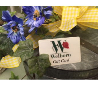 Everyday Gift Cards in Owensboro KY, Welborn's Floral Company