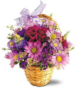 Teleflora's Lavender Garden in Sioux Lookout ON, Cheers! Gifts, Baskets, Balloons & Flowers