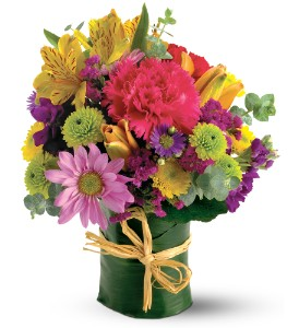 Teleflora's Posy Bunch in Oklahoma City OK, Array of Flowers & Gifts