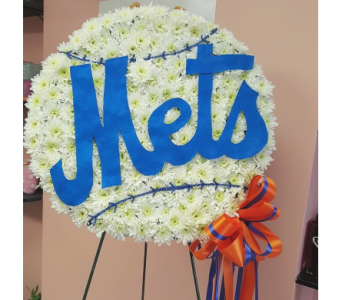 Mets ball in Yonkers NY, Beautiful Blooms Florist