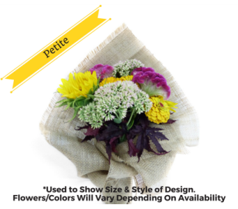 Petite Farm Fresh Bouquet in Silver Spring MD, Bell Flowers, Inc
