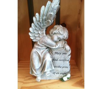 Comfort Angel in Royal Oak MI, Irish Rose Flower Shop