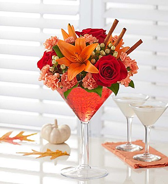 Pumpkin Spice Martini in Camp Hill and Harrisburg PA, Pealers Flowers
