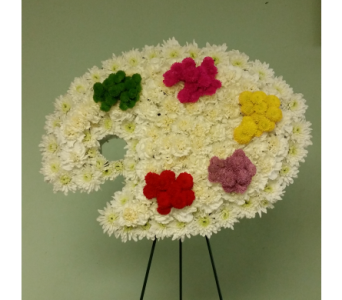 Artist Palette in Yonkers NY, Beautiful Blooms Florist
