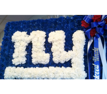 Giants Logo in Yonkers NY, Beautiful Blooms Florist