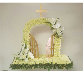 Gates of Heaven in Yonkers NY, Beautiful Blooms Florist