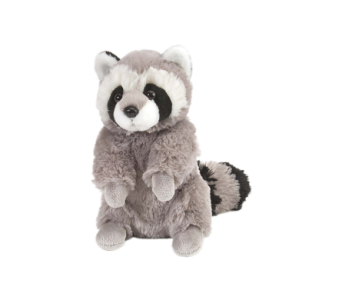 Raccoon Stuffed Animal - 8